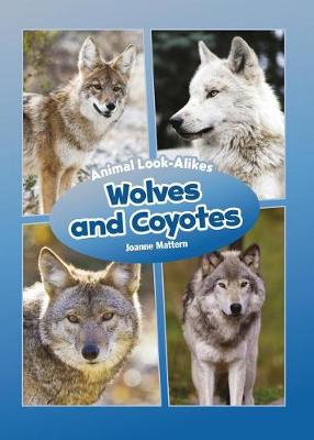 Wolves and Coyotes by Joanne Mattern