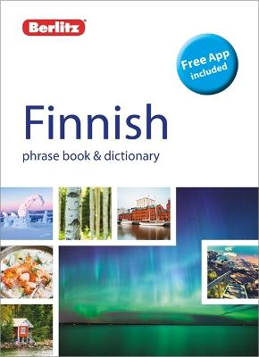 Berlitz Phrase Book & Dictionary Finnish by Berlitz