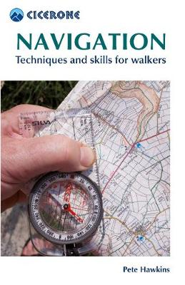 Navigation: Techniques and skills for walkers book