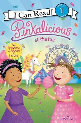 Pinkalicious at the Fair by Victoria Kann