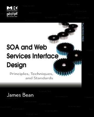 SOA and Web Services Interface Design book