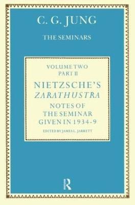 Nietzsche's Zarathustra  v. 2 by C. G. Jung