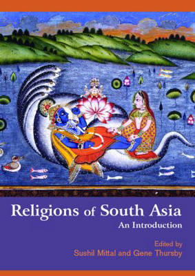 Religions of South Asia book