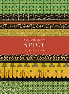 The Grammar of Spice: Gift Wrap by Caz Hildebrand