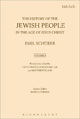 The History of the Jewish People in the Age of Jesus Christ: Volume 2 by Emil Schurer