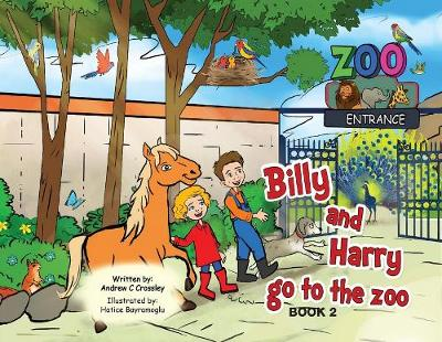 Billy and Harry go to the zoo book