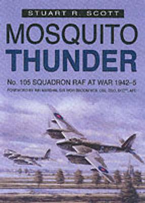 Mosquito Thunder by Stuart R. Scott