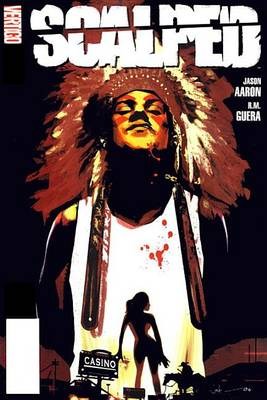 Scalped Deluxe Edition Book One HC book