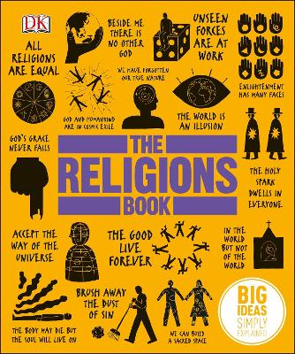 Religions Book by DK