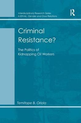 Criminal Resistance? book