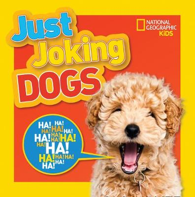 Just Joking Dogs book
