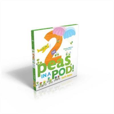 2 Peas in a Pod!: LMNO Peas; 1-2-3 Peas by Keith Baker