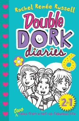 Double Dork Diaries #6: Frenemies Forever and Crush Catastrophe by Rachel Renee Russell