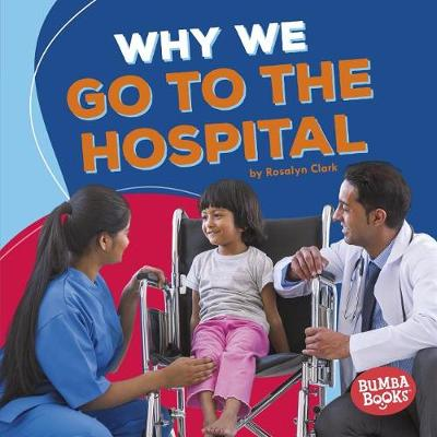 Why We Go to the Hospital by Rosalyn Clark