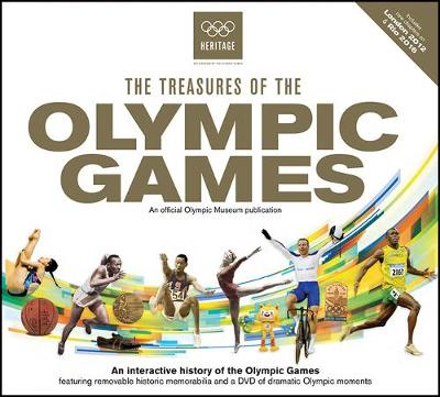 The Treasures of the Olympic Games by Neil Wilson