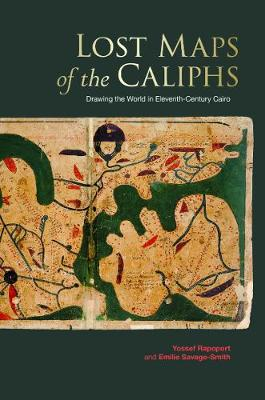 Lost Maps of the Caliphs book