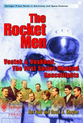 Rocket Men by Rex Hall