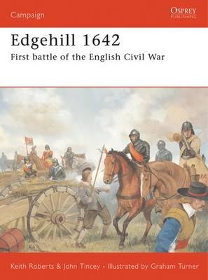 Edgehill 1642 by John Tincey