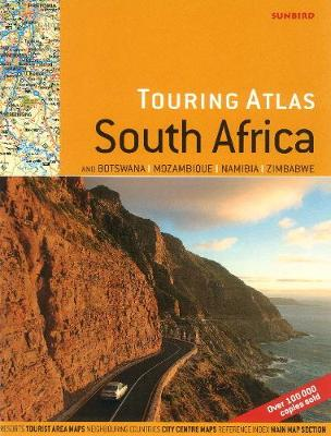 Touring atlas South Africa by John Hall