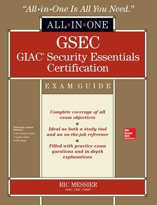 GSEC GIAC Security Essentials Certification All-in-One Exam Guide book