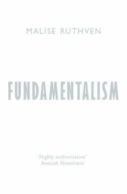 Fundamentalism book
