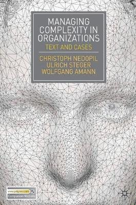 Managing Complexity in Organizations book