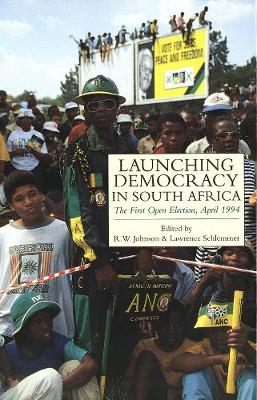 Launching Democracy in South Africa book