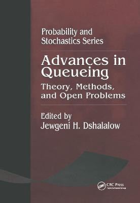 Advances in Queueing Theory, Methods, and Open Problems book