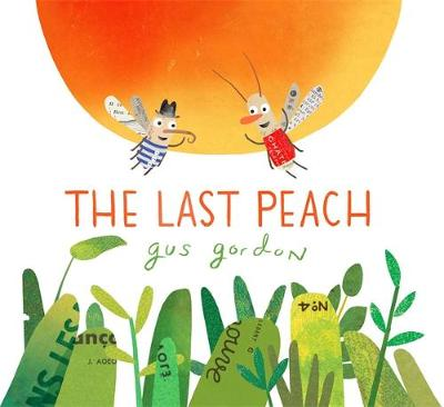 Last Peach book