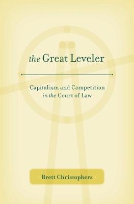 The Great Leveler by Brett Christophers
