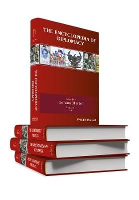The Encyclopedia of Diplomacy by Gordon Martel