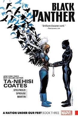 Black Panther: A Nation Under Our Feet Book 3 by Ta-Nehisi Coates