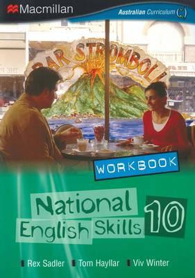 National English Skills 10 - Workbook by Sadler Rex