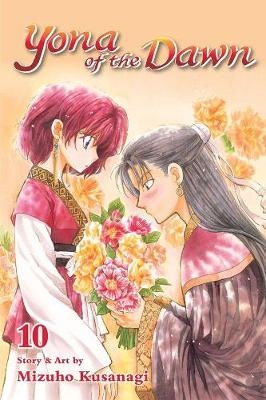 Yona of the Dawn, Vol. 10 by Mizuho Kusanagi
