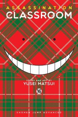 Assassination Classroom, Vol. 16 by Yusei Matsui