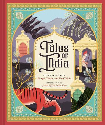 Tales of India by Svabhu  Kohli