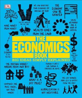 Economics Book by Niall Kishtainy