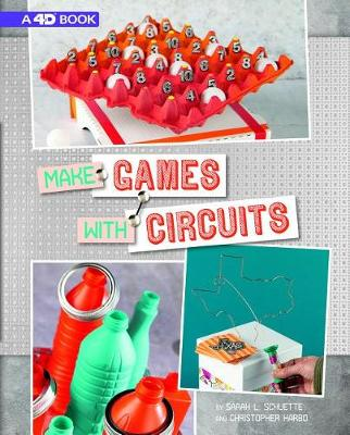 Make Games With Circuits book