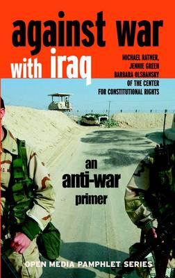 Against War With Iraq by Barbara Olshansky