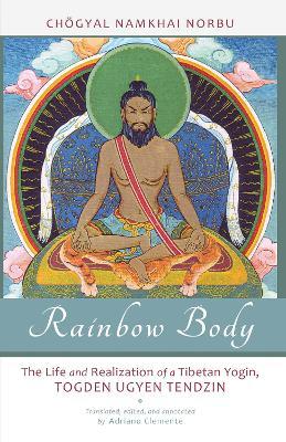 Rainbow Body book