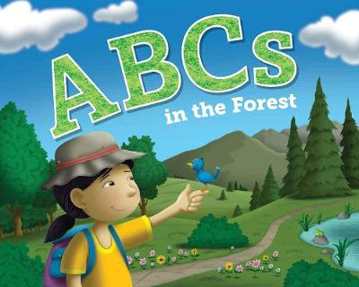 ABCs in the Forest by Jennifer Marino Walters