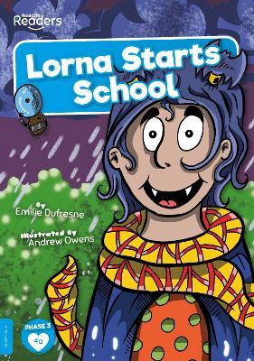 Lorna Starts School book