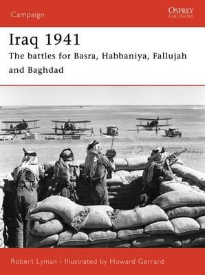 Iraq 1941 by Robert Lyman