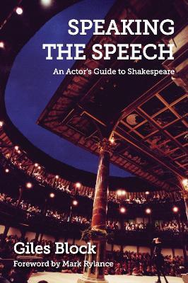 Speaking the Speech book