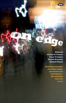 On Edge by Christy Di Frances