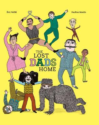 Lost Dads Home book