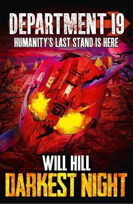 Darkest Night by Will Hill