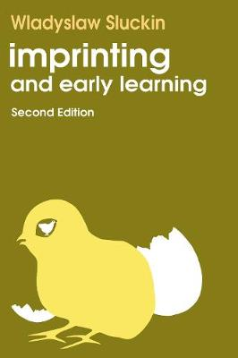 Imprinting and Early Learning by Wladyslaw Sluckin