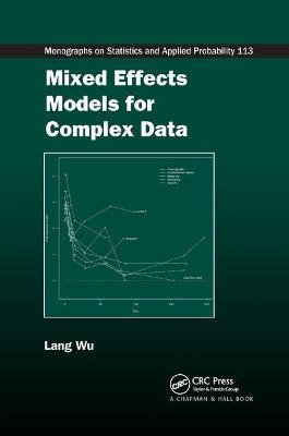Mixed Effects Models for Complex Data book