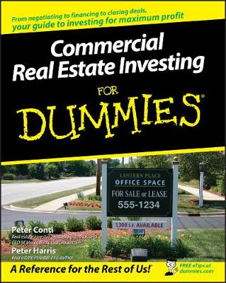 Commercial Real Estate Investing for Dummies book